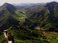 31 Most Beautiful Places You Must Visit Before You Die!. The Great Wall of China