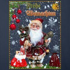 Frohe Weihnachten          WoLe-Design ist eine kleine aber feine Designer Manufaktur. Die schönsten Motive & Produkte von A ( ABI )  bis Z (Zukunft ), sowie zu besonderen Anlässen - Weihnachten, Sylvester, Ostern, Schulbeginn, Geburtstage, Oktoberfest oder Halloween - findet ihr auf unserer Seite. https://shop.spreadshirt.de/Geschenkeshop100044251  #x-mas #Christmas #Weihnachten #wole.design/Weihnachten