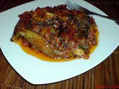 Μελιτζάνες φούρνου ,από τα πιο αγαπημένα του καλοκαιριού!! ~ ΜΑΓΕΙΡΙΚΗ ΚΑΙ ΣΥΝΤΑΓΕΣ Vegetable Recipes, Pork, Food And Drink, Meat, Vegetables, Kale Stir Fry, Pork Chops, Veggies, Veggies