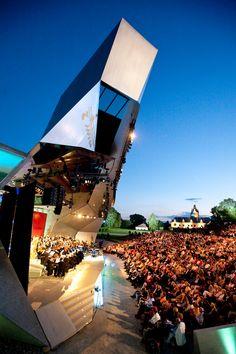Grafenegg - Wolkenturm #openair #concert Open Air, Summer Events, Homeland, Austria, Opera House, Drama, Culture, Concert, Building