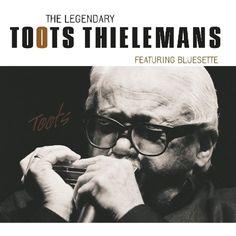 Legendary Toots.. is een LP (VINYL) van Toots Thielemans  Zie link!