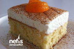 Fantalı Pasta Tarifi nasıl yapılır? 1.795 kişinin defterindeki Fantalı Pasta Tarifi'nin resimli anlatımı ve deneyenlerin fotoğrafları burada. Yazar: Semiray Ergün Most Favorite, Food Art, Vanilla Cake, Donuts, Yogurt, Main Dishes, Cupcake, Cheesecake, Muffin