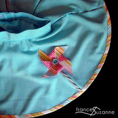 Frances Suzanne | Sewing with Sisters: You spin me right round, baby right round…