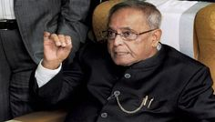 President Mukherjee accepts Nagaland Governor's resignation