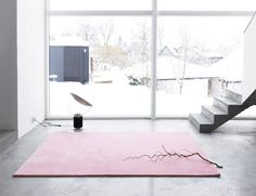 Beautiful image of the Flos Taccia Lamp in front of a snowy landscape :-) http://www.nest.co.uk/product/flos-taccia-table-lamp