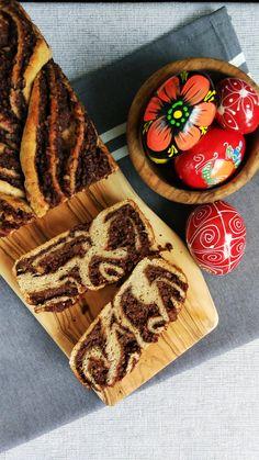 Cozonac low-carb din făină mix de fibre. Low Carb Recipes, Healthy Recipes, Healthy Food, Lchf, Fiber, Gluten, Sugar, Cookies, Desserts