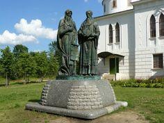 Споменик Ћирилу и Методију, Дмитров (Московска област, Русија)
