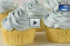 Vanilla Cupcakes - Joyofbaking.com Very good-ER