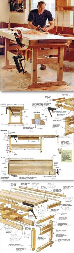 Build Workbench - Workshop Solutions Projects, Tips and Tricks | WoodArchivist.com