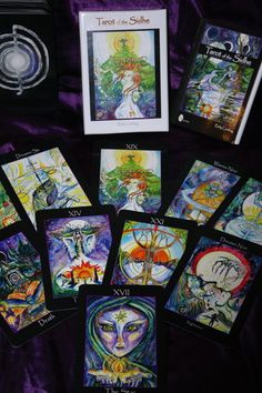 Tarot of The Sidhe.