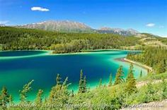 Emerald Lake/ the deepest blue lake I have ever seen  ~ beautiful!