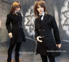 1/3 BJD 80cm IOS Male Doll Suit Outfit Set dollfie #M3-105IOS