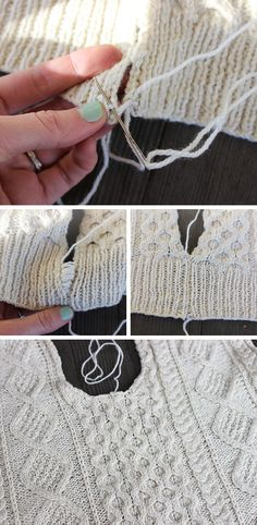 The simple joy of seaming