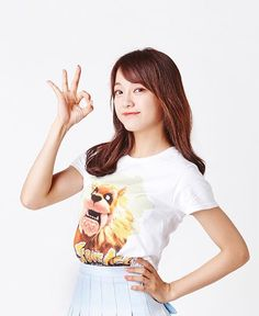 Mobile game app 'Stone Age' revealed cute, adorable photos of girl group IOI's Kim Sejeong. South Korean Girls, Korean Girl Groups, Jung Chaeyeon, Choi Yoojung, Kim Sejeong, Jeon Somi, K Pop Star, Cosmic Girls, Ioi