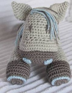baby boy horse nursery