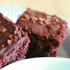 Microwave brownies, takes 5 minutes to cook?