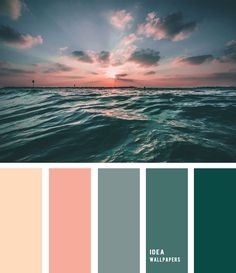 10 Best Color Schemes for Your Bedroom Black + Dark Grey + Blush - Idea Wallpapers , iPhone Wallpapers,Color Schemes Best Picture For wedding color palette elegant For Your Taste You are looking for s Ocean Color Palette, Peach Color Palettes, Bedroom Colour Palette, Green Colour Palette, Ocean Colors, Bedroom Color Schemes, Bedroom Colors, Bedroom Ideas, Pink Palette