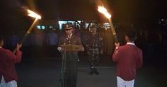 Pada hari Kamis tanggal 16 Agustus 2017 pukul 00.05 wib bertempat di Makam Pahlawan Grati Jl. Raya Ranu klindungan kec. Grati kab. Pasuruan telah dilaksanakan upacara kehormatan dan renungan suci dalam rangka menyambut HUT.RI ke 72Th. Adapun susunan acara dalam giat tersebut diantaranya. 1. Persiapan pasukan 2. Komandan upacara masuki tempat upacara pasukan disiapkan 3. Inspektur upacara memasuki tempat upacara 4. Laporan komandan upacara kepada inspektur upacara. 5. Penyalaan obor lampu…