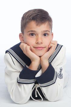 Foto de niño de comunion vestido marinero                                                                                                                                                                                 More