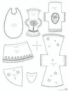 Mrs Brownie Gnome by Craftiepants - Swedish Decor Doll Clothes Patterns, Doll Patterns, Clothespin Dolls, Tiny Dolls, Waldorf Dolls, Felt Toys, Flower Fairies, Miniature Dolls, Felt Crafts