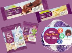 The Carefree Bakery: Special Tesco Vegan and Gluten-Free Selection Box ...
