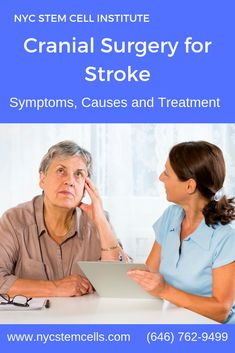 A stroke occurs when part of the brain loses its blood supply and stops working. This causes the part of the body that the injured brain controls to stop working. NYC Stem Cell Institute provides effective Cranial Surgery for Brain Stroke. Rotator Cuff Tear Treatment, Healthy Facts, Healthy Life, Stem Cell Research, Brain Stem, Ankle Pain, Knee Pain Relief, Stem Cell Therapy, Health Trends