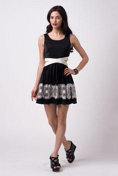 Carolina Cutie Cutout Dress