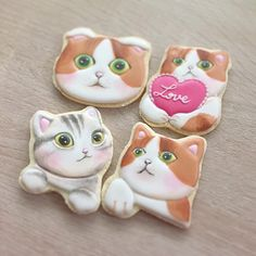 #icing #icingcookies #cookies #cookieart #decoratedcookies #cats #catscookies #handpainted #handpaintedcookies #birthday #birthdaycookies