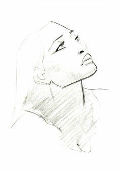"lotsofdisney: ""Pocahontas""by Glen Keane Disney Sketches, Disney Drawings, Pocahontas Drawing, Disney Men, Walt Disney, Glen Keane, Disney Artwork, Disney Concept Art, Beautiful Artwork"