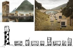 Cities on Rails: Mobile Master Plan Turns Trains into Towns | WebUrbanist