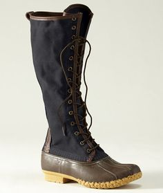 L.L. Bean Maine Hunting Boots