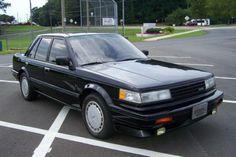 1987 Nissan Maxima SE 5-Speed