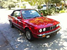 1988 BMW 325i Convertible (CA) - $15,000   Please call George @ 559284-8818 to see this BMW.
