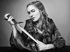 Lena Headey as Cersei Lannister in Game of Thrones (2011-?)