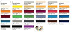 i colori in italiano - Google Search