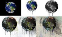 Earth Is Melting [MANIP]