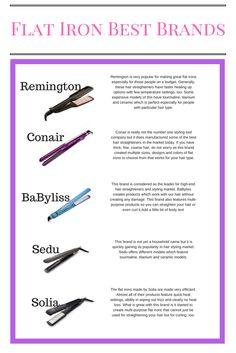 Best Flat Irons And Brands Of Hair Straighteners 2017 Simply Iron Straightener