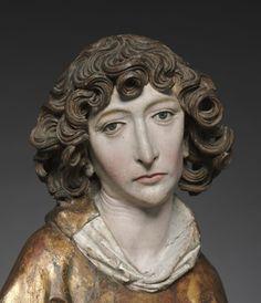 RIEMENSCHNEIDER Tilman - German (c.1460 - 1531) - Saint Stephen (ca. 1502-08, Cleveland Museum of Art)