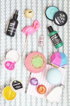 Briar Rose: What I bought at Lush Oxford Street. What the hell I don't think we get any of this in Australia