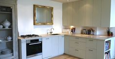 Maple & Gray - Hampstead Kitchen