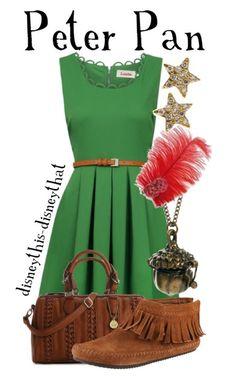 Peter Pan Outfit<3