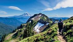 Rip & Go: Goat Ridge Loop, Goat Rocks Wilderness, Gifford Pinchot National Forest, WA: Explore an alpine oasis amid volcanic terrain along the crest of the Cascades.