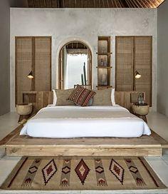 Bali Bedroom, Bedroom Decor, Bali Style Home, Casa Cook, Interior Architecture, Interior Design, Interior Decorating, Cheap Home Decor, Home Remodeling