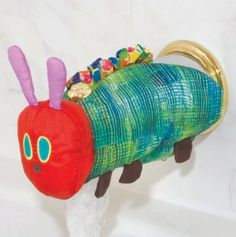 The Very Hungry Caterpillar Bath Spout Cover
