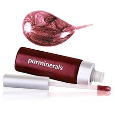 Pout Plumping Lip Gloss, Deep Amethyst   #PurPinspiration