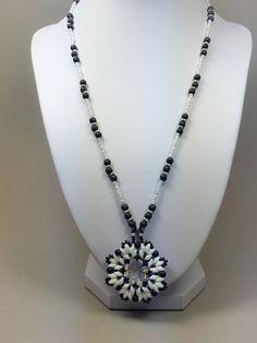 Super duo necklace