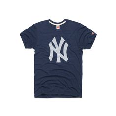 Rep the New York Yankees in our new super-soft tee.