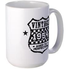 Vintage 1954 Mug