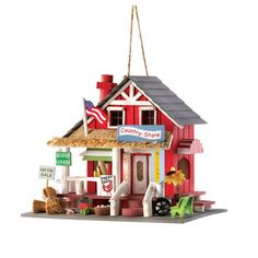 Zingz & Thingz Down Home General Store Birdhouse | shopswell