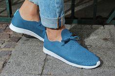 Native Shoes - Apollo - Not so blue/Shell White